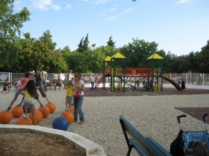 Playgrounds in Split