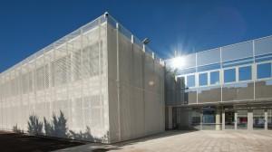 Anbau der schule Pujanka in Split