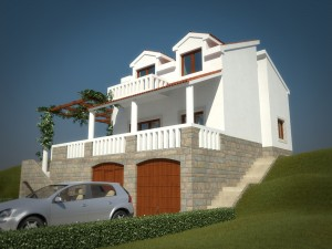 Дом «S» в Каштелах