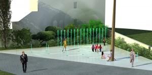 Park in Primošten