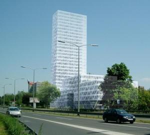 Бизнес центр «башня» в Загребе
