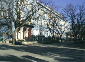Реконструкция школ города Блато
