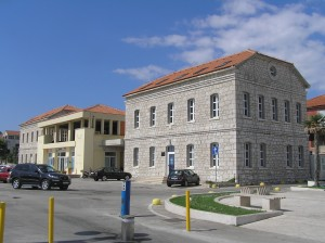 Reconstruction of school in Vodice