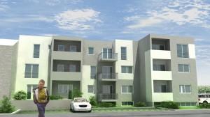 Жилой дом «М» в Каштелах
