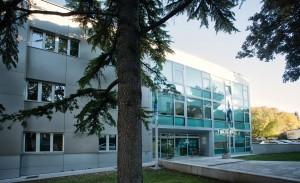 """Geschäftsgebäude des unternehmens """"Hrvatske vode"""" in Split"""