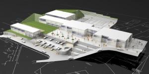 Arhitektonsko- urbanistička studija 2. faze Osnovne škole Pujanki