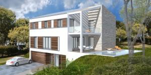 Kuća «D1», Karlobag