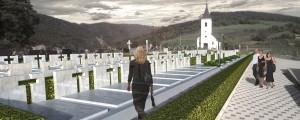Dogradnja groblja, Vojnovec Kalnički