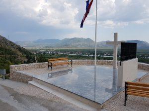 Spomenik poginulim braniteljima, Kula Norinska