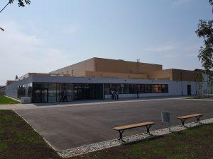 Sportska dvorana uz OŠ Granešina, Zagreb